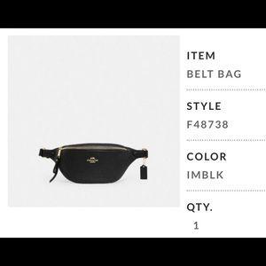 Belt Bag Fanny pack
